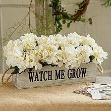 Jnseaol Kunstblumen Künstliche Blumen Wohnzimmer