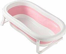 JNYB Klappbare Babybadewanne für Neugeborene mit