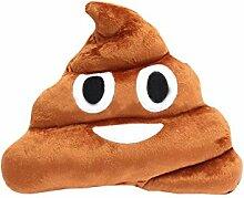 Jocca Kissen Emoji Poop
