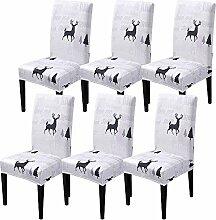 Jodimitty Weihnachten Tischdecke Stuhlbezug Set