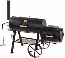 Joe's BBQ Smoker Joes Grill longhorn, lange