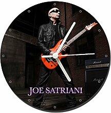 Joe Satriani Wanduhren Wall Clock 20cm