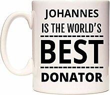 JOHANNES Is The World's BEST Donator Becher