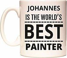 JOHANNES IS THE WORLD'S BEST PAINTER Becher