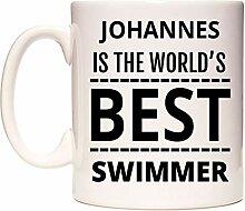 JOHANNES Is The World's BEST Swimmer Becher