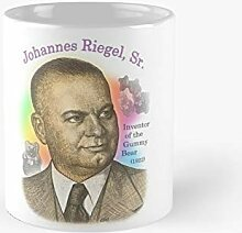 Johannes Riegel Sr Inventor Of The Gummy Bear