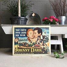 Johnny Dark Filmposter, 1954