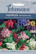 Johnsons Samen, Bildhaftes Paket Blume Akelei