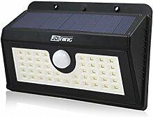 Joining 45 LED LED Leuchte Solar Bewegungsmelder