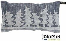 JOKIPIIN Sauna Kissen aus Leinen FIN FORREST made in Finland