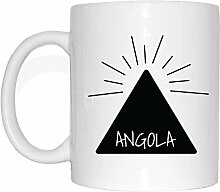 JOllify ANGOLA Kaffeetasse Tasse Becher Mug M4558
