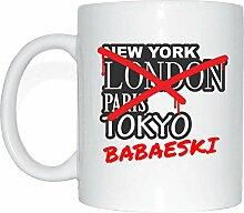 JOllify BABAESKI Kaffeetasse Tasse Becher Mug