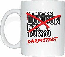 JOllify DARMSTADT Kaffeetasse Tasse Becher Mug