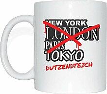 JOllify DUTZENDTEICH Kaffeetasse Tasse Becher Mug
