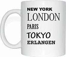 JOllify ERLANGEN Kaffeetasse Tasse Becher Mug M999