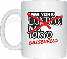 JOllify GEISENFELD Kaffeetasse Tasse Becher Mug