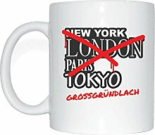JOllify GROSSGRÜNDLACH Kaffeetasse Tasse Becher