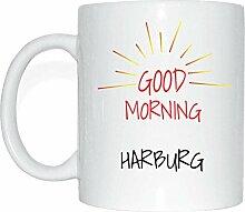 JOllify HARBURG Kaffeetasse Tasse Becher Mug M109