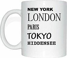 JOllify HIDDENSEE Kaffeetasse Tasse Becher Mug