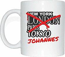 JOllify JOHANNES Kaffeetasse Tasse Becher Mug