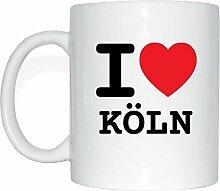 JOllify KÖLN Kaffeetasse Tasse Becher Mug M197 -