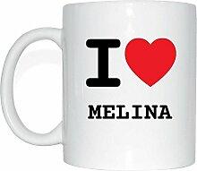JOllify MELINA Kaffeetasse Tasse Becher Mug M5756