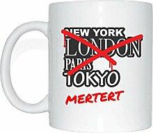 JOllify MERTERT Kaffeetasse Tasse Becher Mug M4044