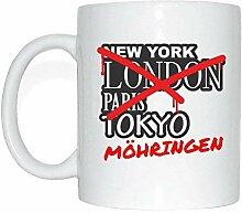 JOllify MÖHRINGEN Kaffeetasse Tasse Becher Mug