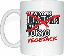 JOllify VEGESACK Kaffeetasse Tasse Becher Mug M623