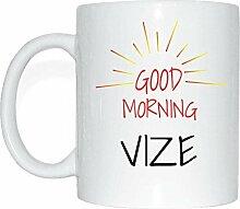 JOllify VIZE Kaffeetasse Tasse Becher Mug M3254 -