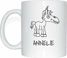 JOllipets ANNELIE Namen Geschenk Kaffeetasse Tasse