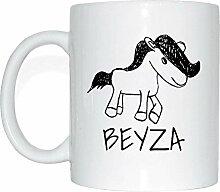 JOllipets BEYZA Namen Geschenk Kaffeetasse Tasse