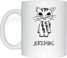 JOllipets JEREMIAS Namen Geschenk Kaffeetasse