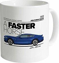 Jon Forde Faster Horse Becher