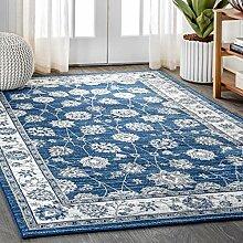 JONATHAN Y Moderner persischer Vintage-Teppich im
