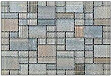 JoneAJ Kreative Textur Hintergrund Badteppiche