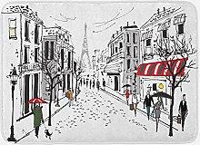 JoneAJ Paris Badematte Alte französische