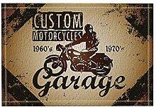 JoneAJ Poster-Badteppiche Metalpunk Haulage Motor