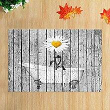 JoneAJ Retro Scheune Holz minimalistischen Stil