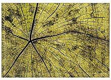 JoneAJ Riss in Holz Bad Teppiche rutschfeste Boden