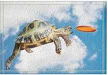 JoneAJ Schildkröte Home Decor Turtles Flying to