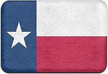 JoneAJ Texas Willkommensmatte Teppich Haustür