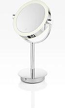 JOOP! Chromeline Stand Kosmetikspiegel LED
