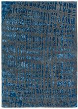 JOOP! CROCO 170/240 cm Blau, Grau