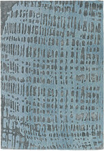 JOOP CROCO 200/300 cm Blau, Silberfarben