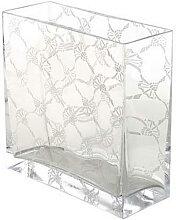 Joop! VASE 20 cm , Transparent, Glas, 20x8x20 cm