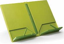 Joseph Joseph - CookBook Buchstütze, grün