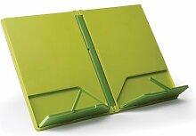 Joseph Joseph Cookbook Kochbuchhalter grün