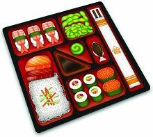 Joseph Joseph Glasschneidebrett sushi