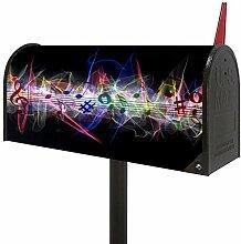 Josid Große Briefkasten-Abdeckung, magnetische